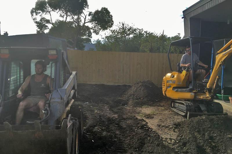 landscaping coburg